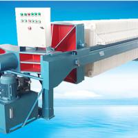 自动曲张压滤机,污水处理专业设备就找安徽恒泉