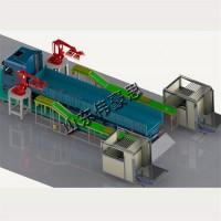 饲料双机器人装车机 自动装车系统非标定制