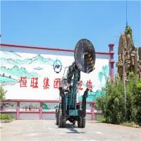 济宁建筑工地用地基打桩机春天盖房子用 轮式旋挖钻机