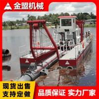 河道挖泥船