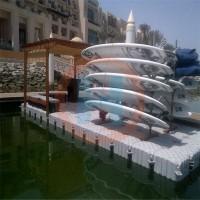 水上舞台水上赛事颁奖台水上闯关平台水上景观平台