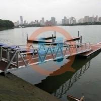 铝合金引桥生产安装批发施工服务