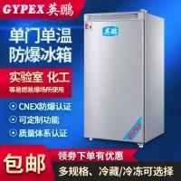 厦门实验室单门冷冻防爆冰箱 BL-200DM320L
