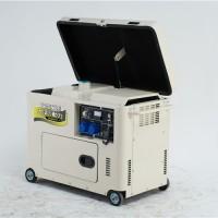 一款小型8kw静音柴油发电机尺寸